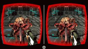 Alien Attack VR - Cardboard4