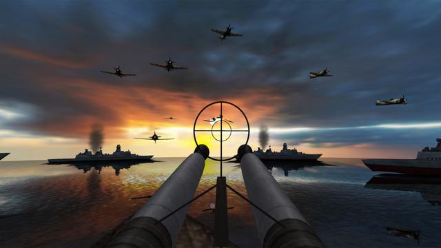Battleship Defence VR4