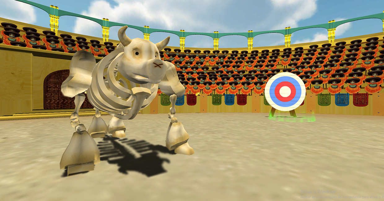 Bravura – The VR Bullfight Game2