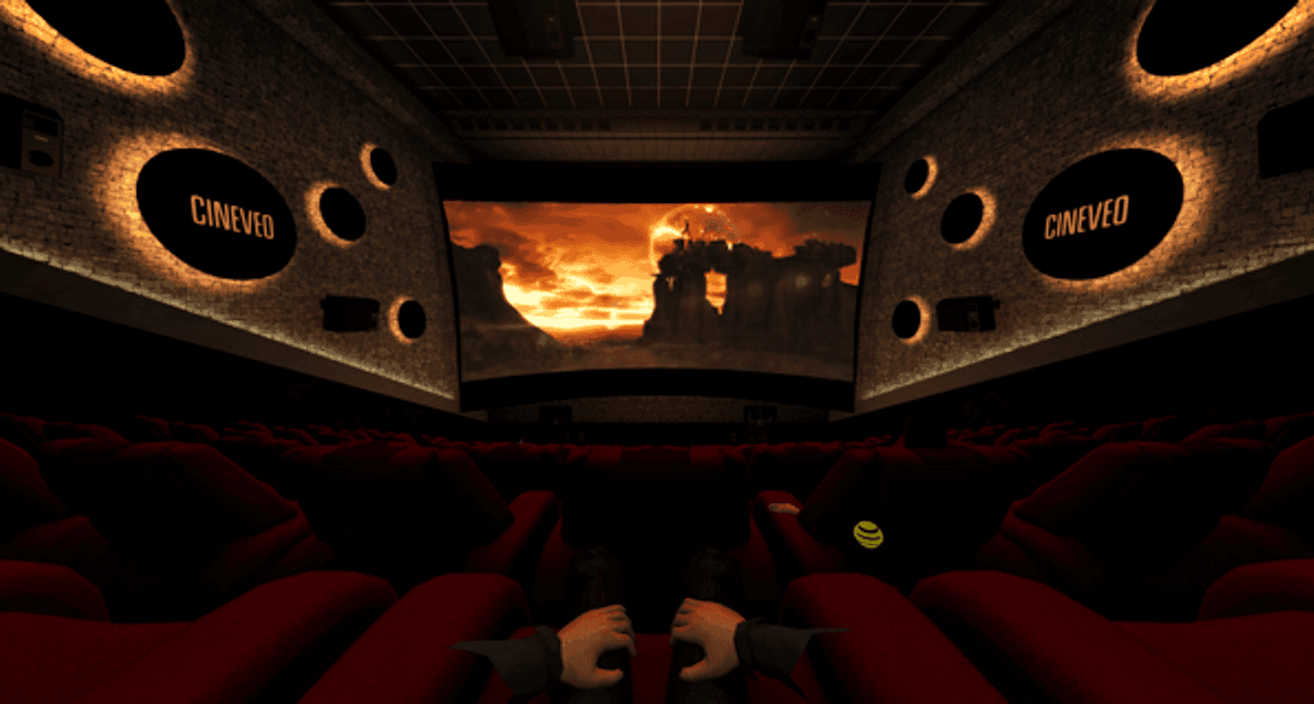 CINEVEO – Free VR Cinema