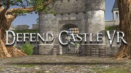 Defend Castle VR – Cardboard