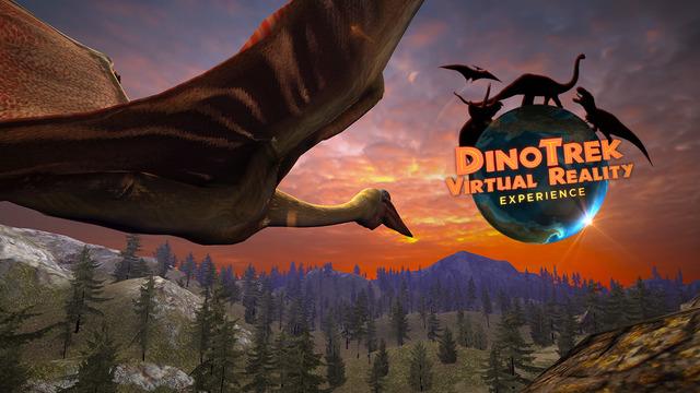 DinoTrek VR Experience