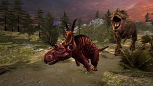 DinoTrek VR Experience2