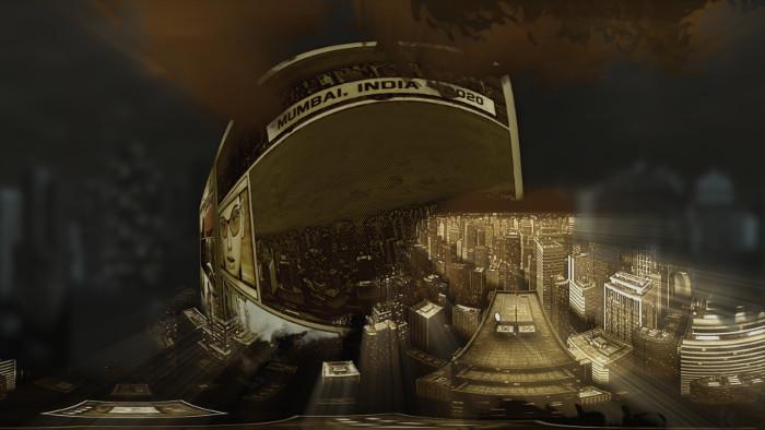 Dirrogate – A 3D-360 VR novel (teaser)