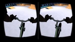 Extreme Bike VR - Cardboard4