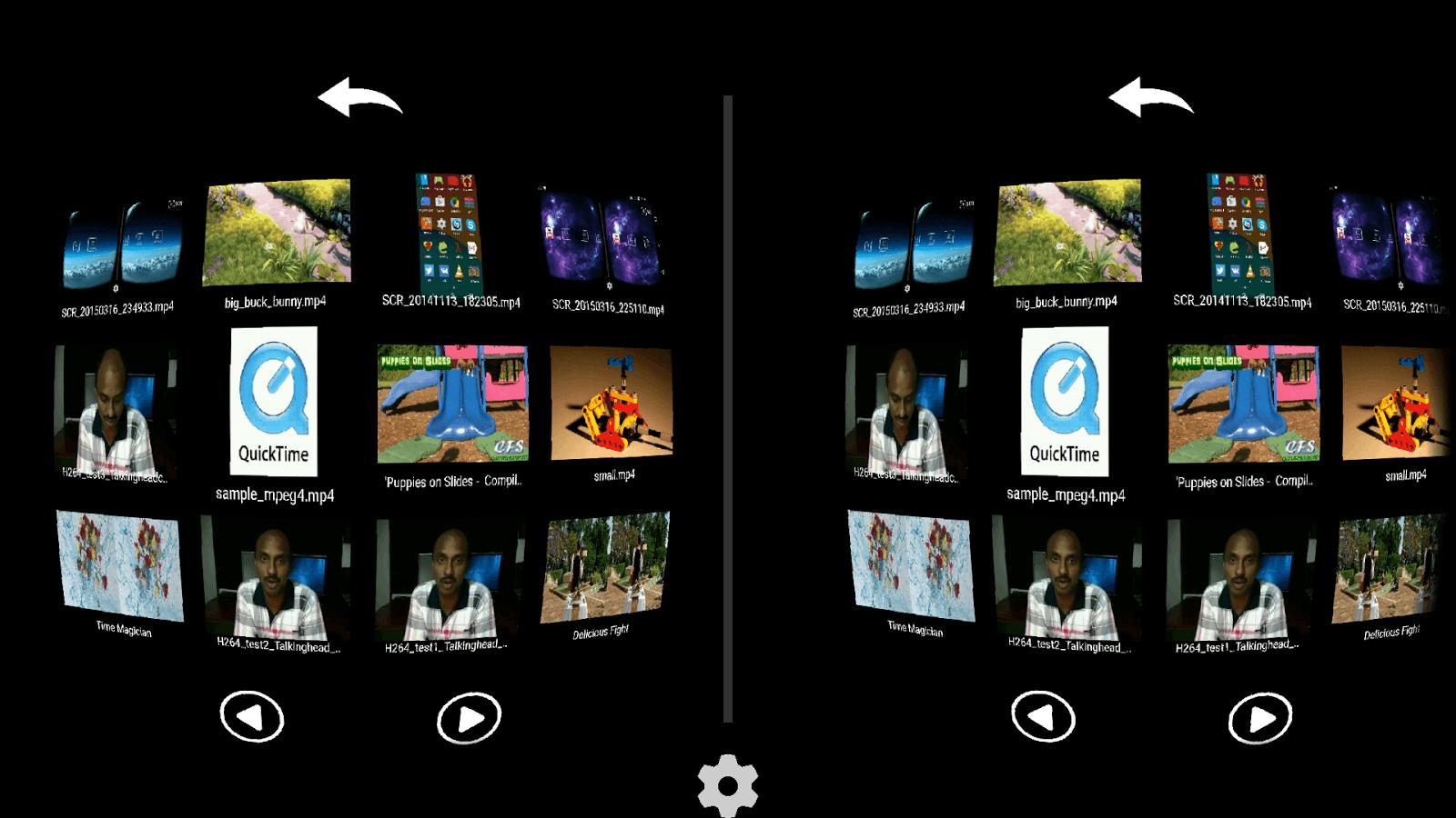 FullDive VR – 3D Video Cinema2