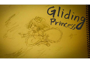 Gliding Princess