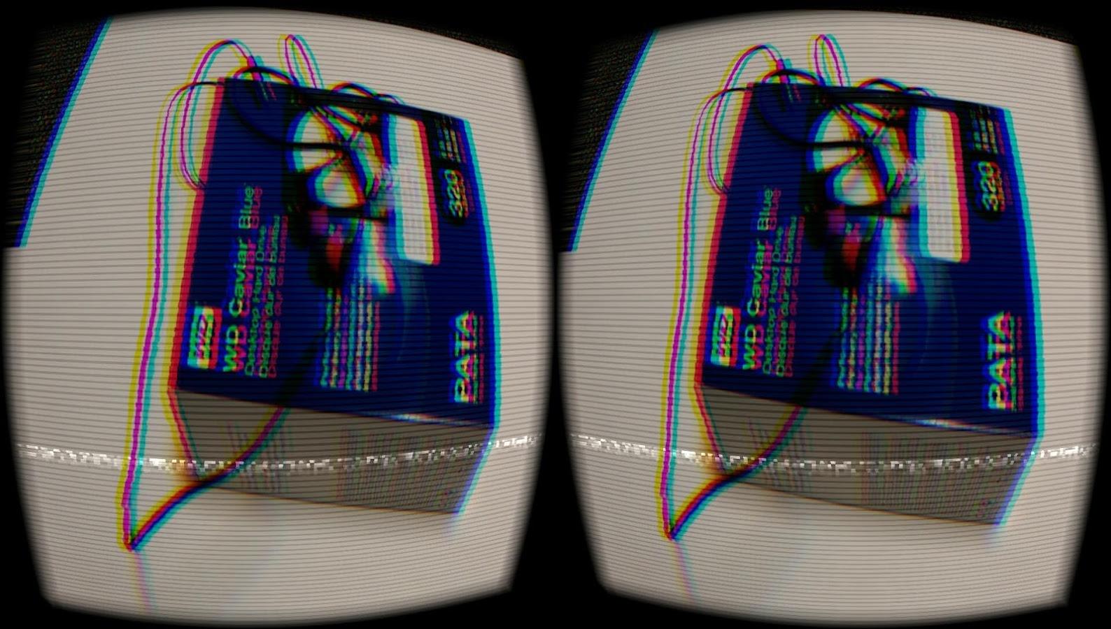 Glitcher VR3