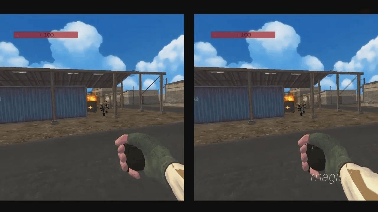Gunfight Simulator VR
