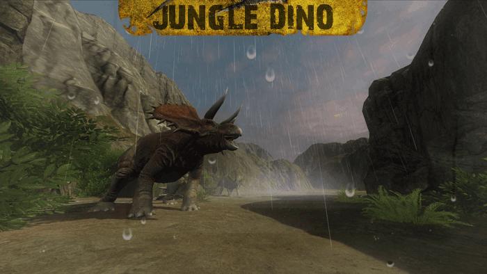 Jungle Dino VR3