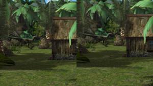 Jurassic Virtual Reality (VR)2