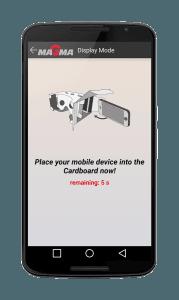 MAGMA Cardboard VR3