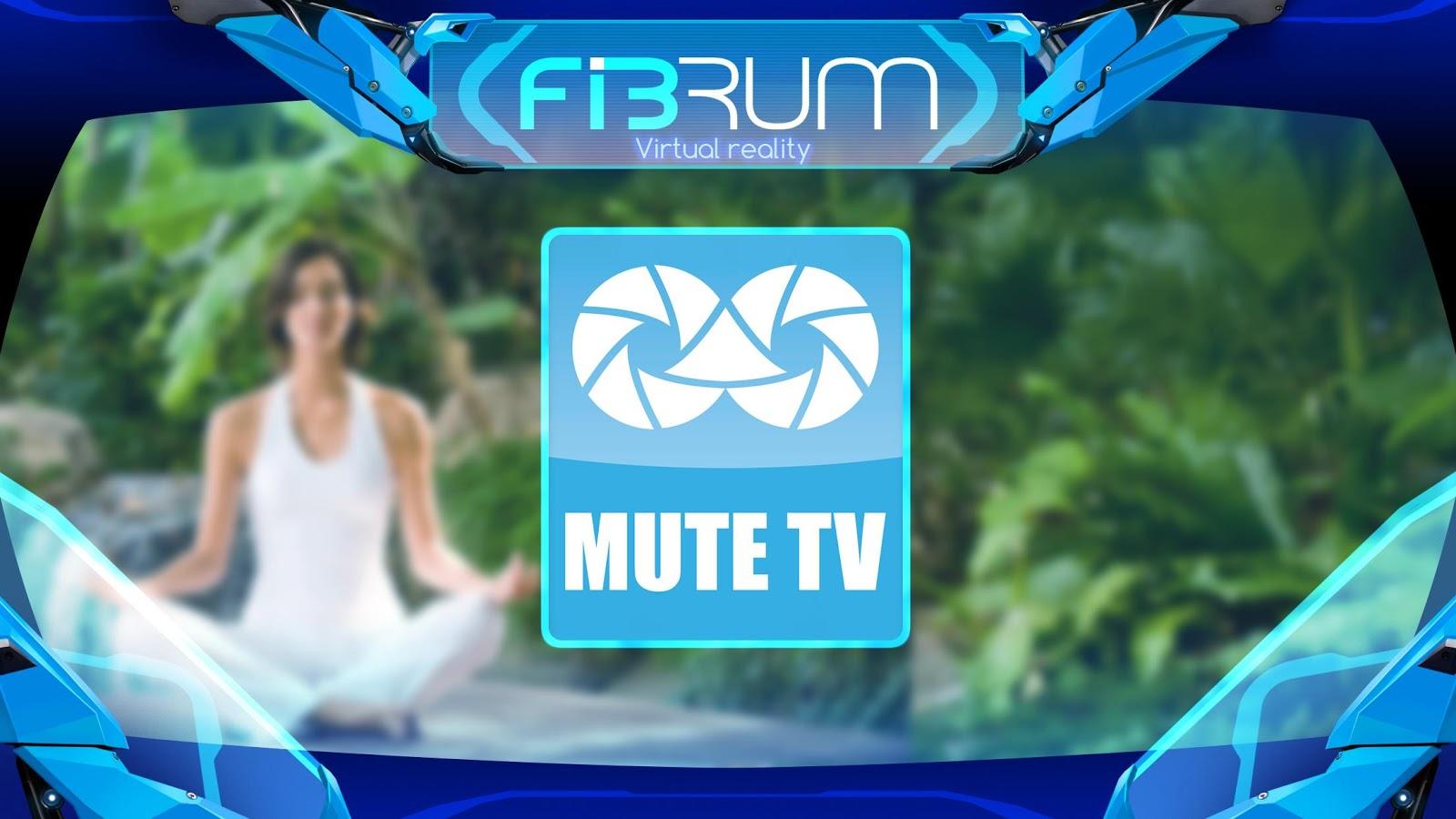 Mute TV VR