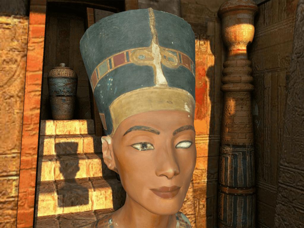 Nefertiti VR4