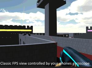 PsyberShot VR3