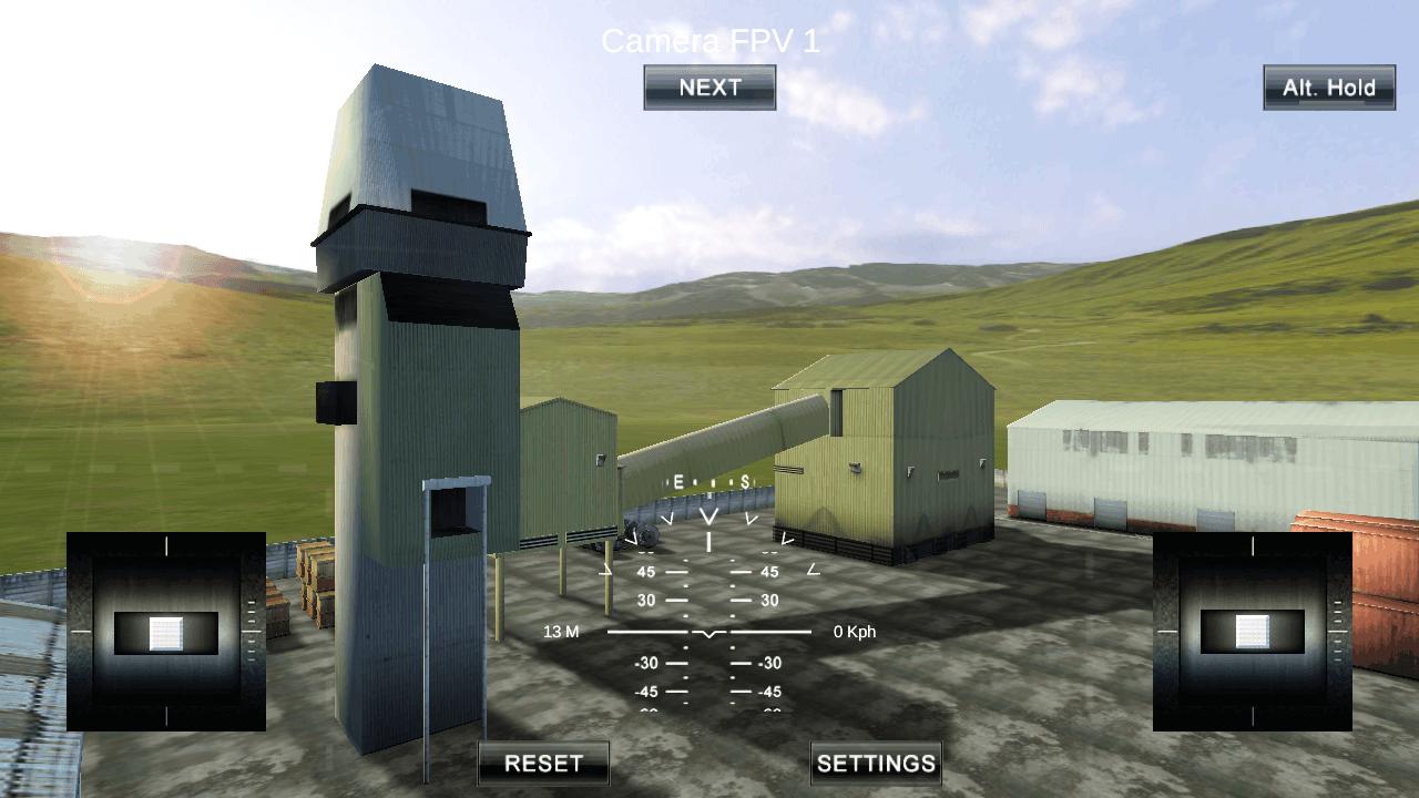 Quadcopter FX Simulator Pro2