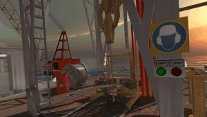 REPSOL Offshore VR3