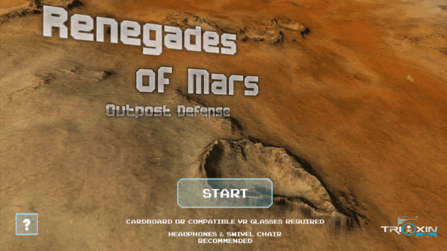 Renegades of Mars VR4