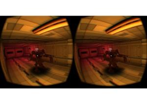 S.P.Y. Robot VR4