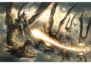 Shining Sword Dragoon