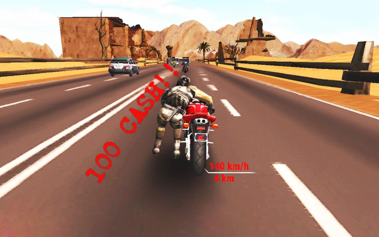 Highway Stunt Bike Riders VR
