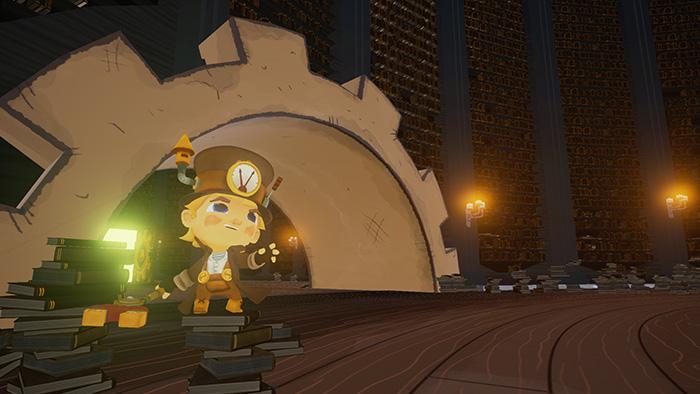 Steampuff VR