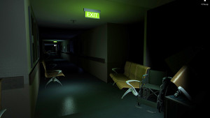 THE HOSPITAL HAUNTED BE LOST4
