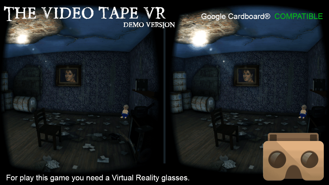 The Video Tape VR – Demo