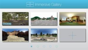 VR Gallery 3D4