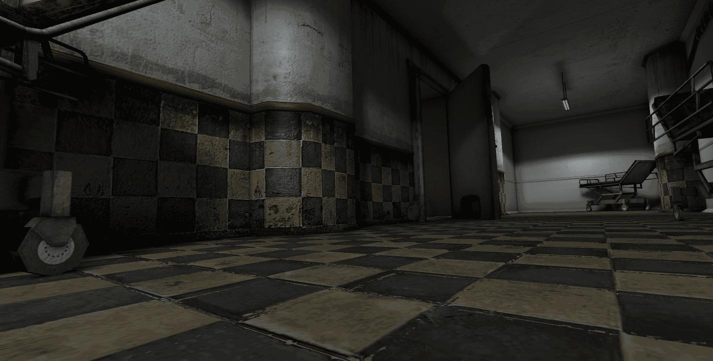 VR Haunted Hospital Cardboard3