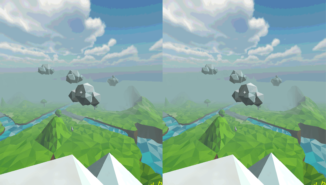 VR Island Quest