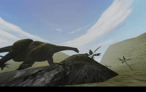 VR Jurassic Land,cardboard3