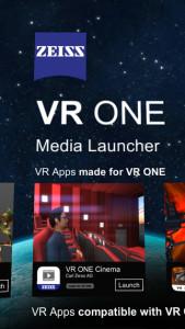 VR ONE Media2