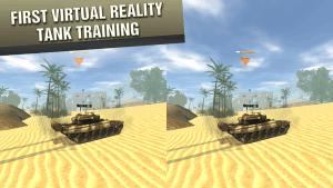 VR Tank Training for Cardboard3