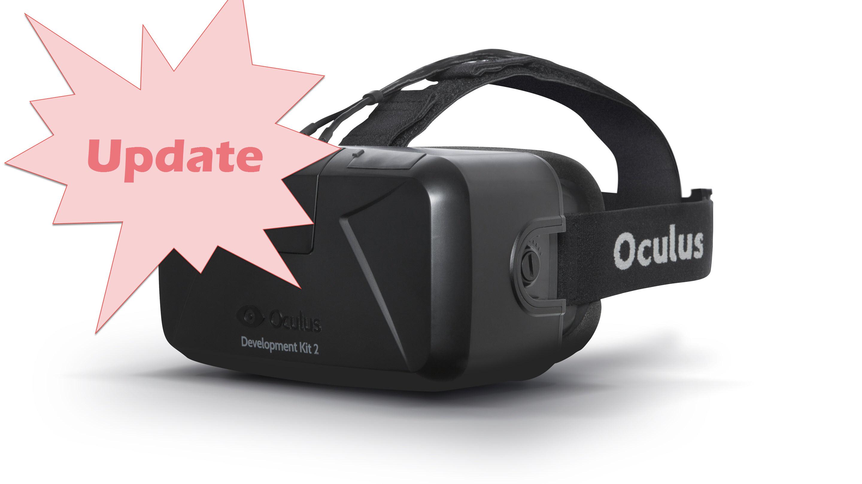 SDK 0.4.3 has been released for Oculus users