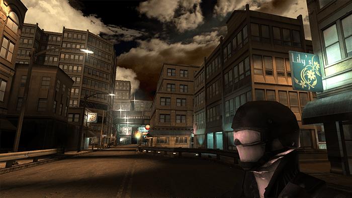 Resistance – a stealth VR demo