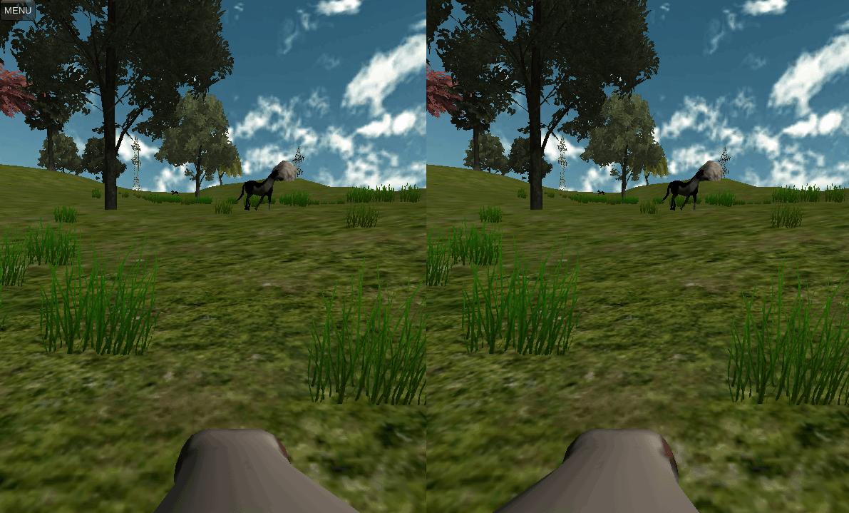 VR Horse