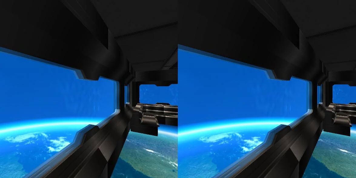 REFUGIO 3D Space-Station