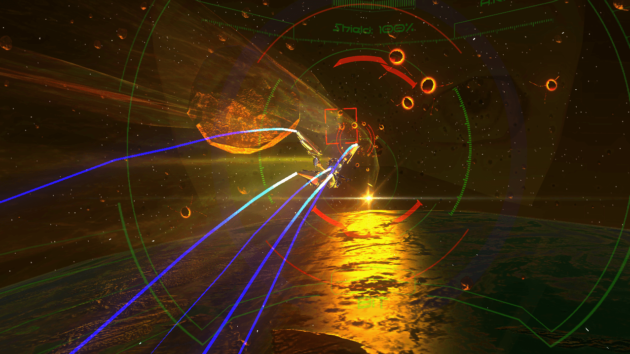 Vanguard V – VR Demo