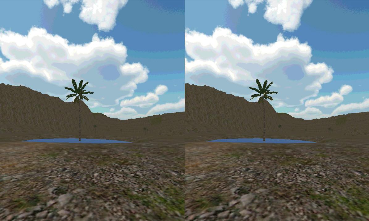 Lost Island VR