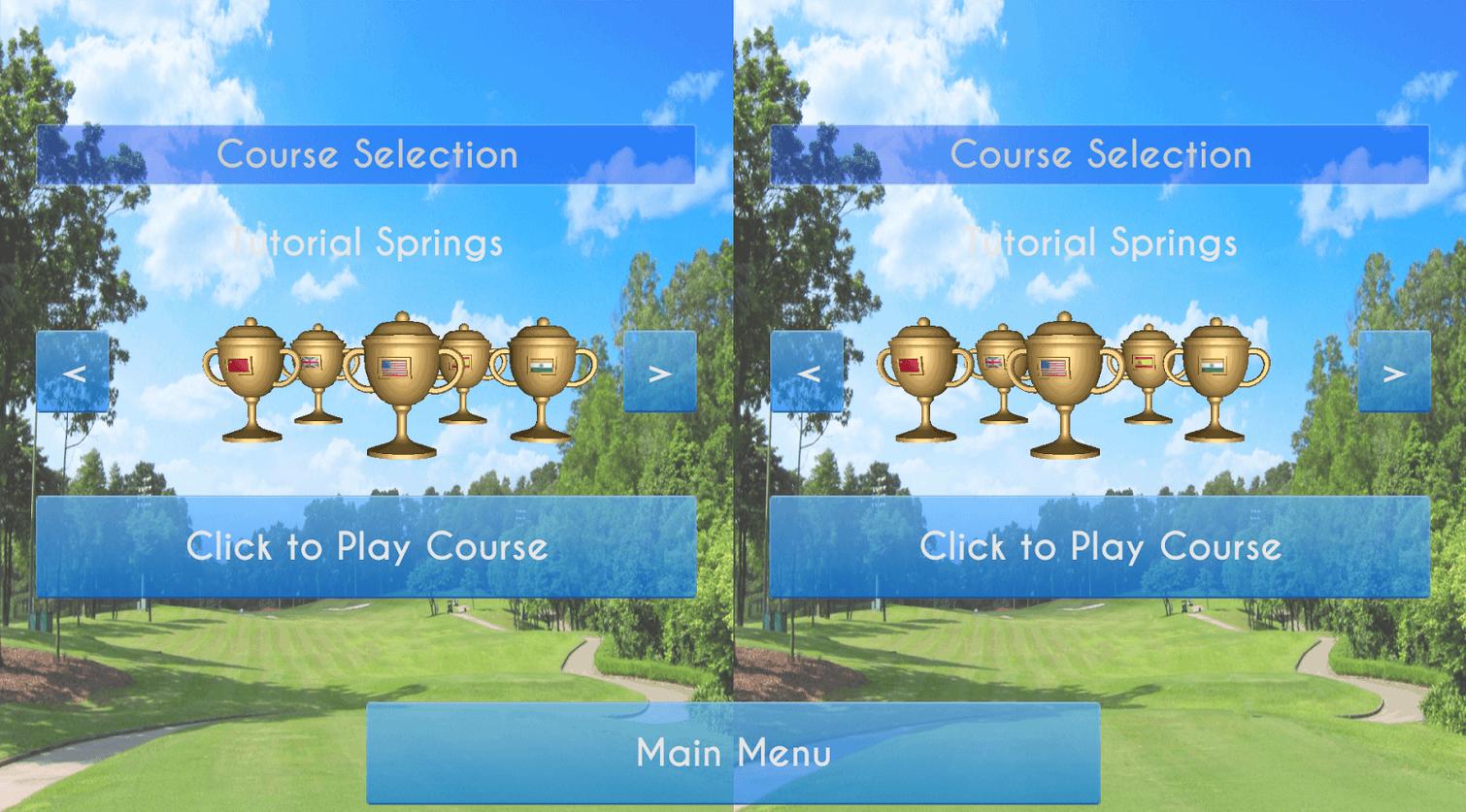 Tilt Golf: Cardboard Edition