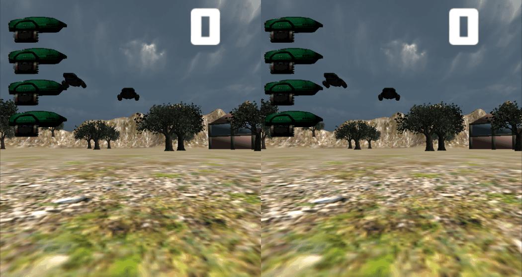 UFO Attack VR