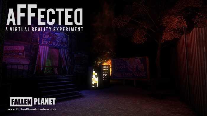Affected DK2 – The Oculus Rift Horror Experience