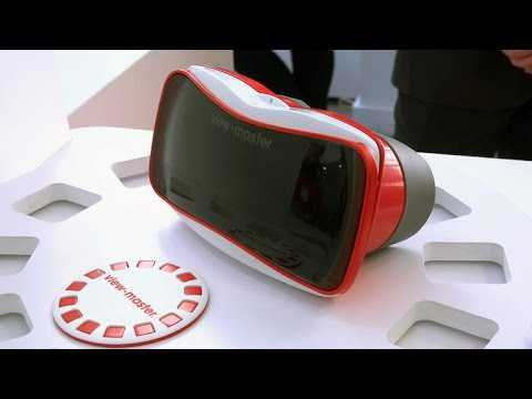 Mattel and Google reboot the View-Master