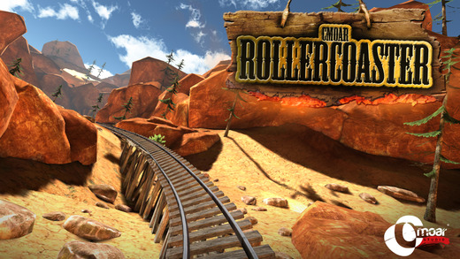 Cmoar Roller Coaster VR for iOS