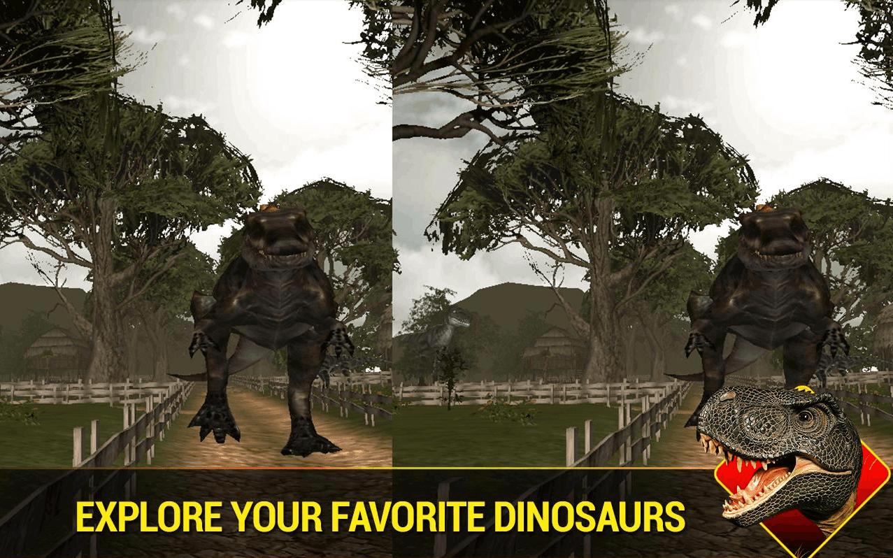 Dino Tours VR 2