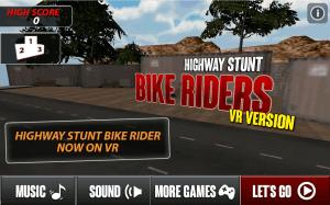 Highway Stunt Bike