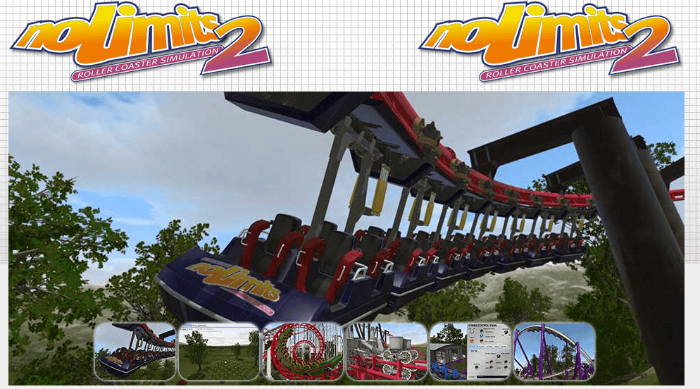 NoLimits 2 Roller Coaster Simulator