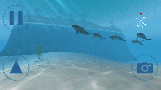 Sharks VR for iOS