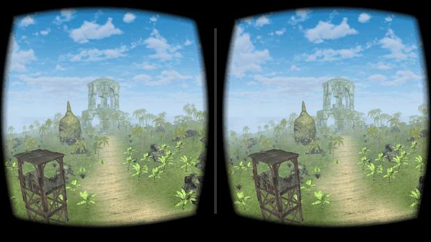 VR Free Flight